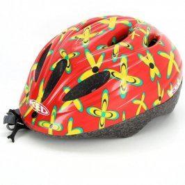Dětská cyklistická helma KED