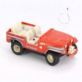 RC model autíčka T-10 červené barvy