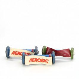 Jednoruční činky Aerobic 3 ks