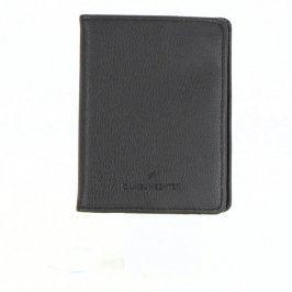 Kožená peněženka Daniel Hechter černá