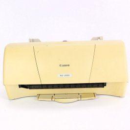 Inkoustová tiskárna Canon BJC-2000