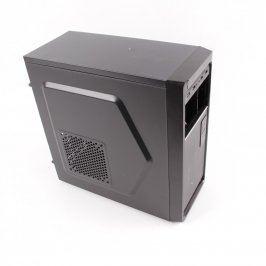 PC ATX skříň Eurocase ML X611 černá