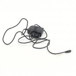 Nabíječka KMEM89 Nokia 2mm černá 150 cm