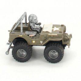 Model vojenského auta BFGoodrich