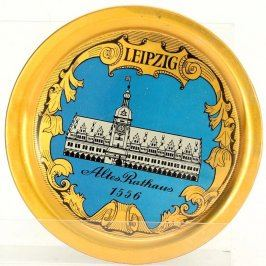 Dekorační talířek Leipzig