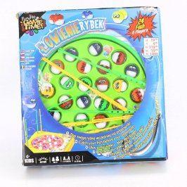 Dětská hra FunVille: Chytání rybiček