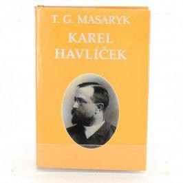 Kniha T. G. Masaryk Karel Havlíček