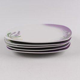 Sada porcelánových talířů Banquet Lavender