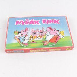 Stolní hra DINO Myšák Pink
