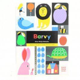 Dětská knížka Aino - Maija Metsola: Barvy
