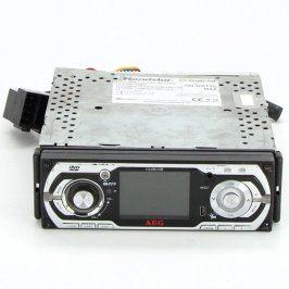 Autorádio s DVD RoadStar CD-802MP/FM