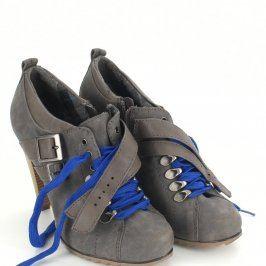 Dámská obuv Graceland šedá