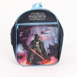 Dětský batoh Star Wars černé barvy