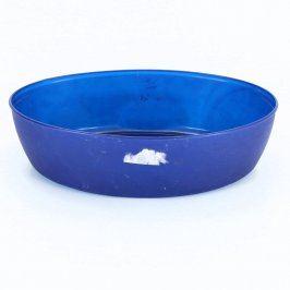 Plastová miska tmavě modré barvy