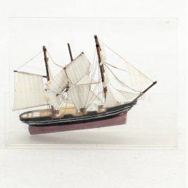 Model lodi: Plachetnice