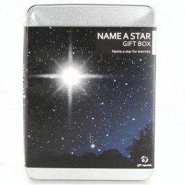 Dárková krabice Name a Star