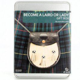 Dárková krabice Become Laird or Lady