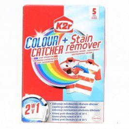Přípravek proti skvrnám K2 Color Catcher