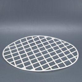 Plastová mřížka do kruhového dřezu