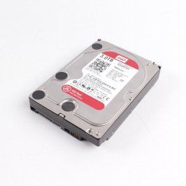Pevný disk WD WD30EFRX SATAIII 5400ot 3 TB