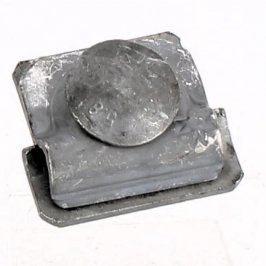 Svorka kovová šroub M10 s půlkulatou hlavou