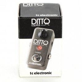 Kytarový efekt Ditto Looper TC Electronic