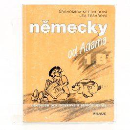 Učebnice Německy od Adama 1.B