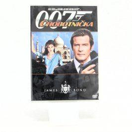 DVD film James Bond Chobotnička