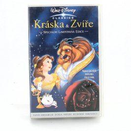 VHS Kráska a Zvíře - limit. e