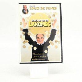 DVD film kolekce Louis de Funes Lakomec
