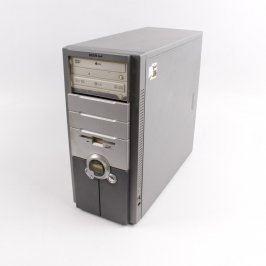 Stolní PC Pentium 4 2,6GHz, 2GB RAM, bez HDD