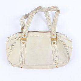 Dámská kabelka Hugo Boss kožená bílá