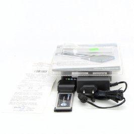 ExpressCard adaptér TRENDNET TU3-H2EC USB3.0