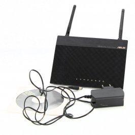 Bezdrátový router Asus RN-N12LX černý