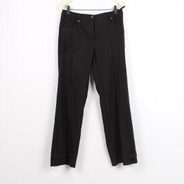 Dámské kalhoty BPC černé barvy