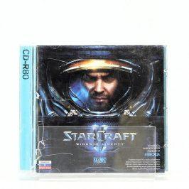 Hra na PC StarCraft wings of liberty