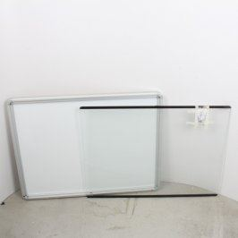 Tabule se skleněnou deskou magnetická
