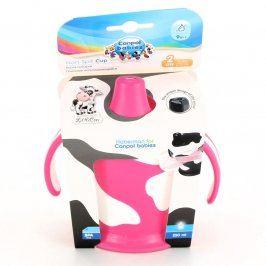 Nevylévací hrníček Canpol babies Little Cow