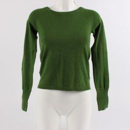 Dámský svetr Orsay zelený