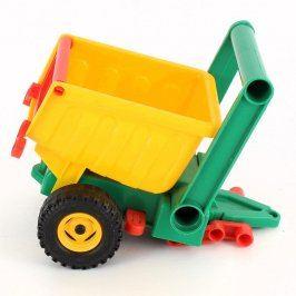 Dětská hračka: Vozík za traktor