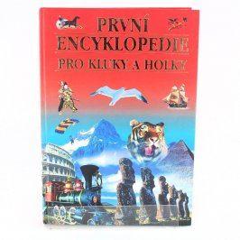 Knihy První encyklopedie pro kluky a holky