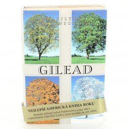 Kniha Gilead Marilynne Robinsonová