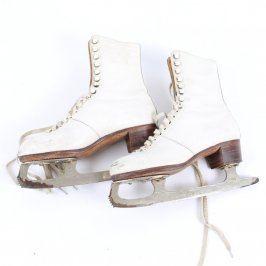 Dámské boty s bruslemi Kovopol Stadion