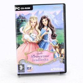 Hra pro PC Barbie: Princezna švadlenka