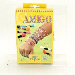 Sada na pletené náramky Amigo Totum