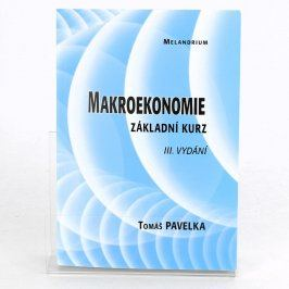 Učebnice Makroekonomie (Zák. kurz)
