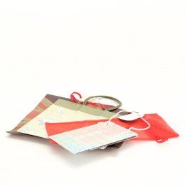 Dárkové tašky různých druhů 4 ks