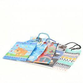 Dárkové tašky různých druhů 5 ks