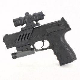 Kuličková pistole Snow Fox Corps