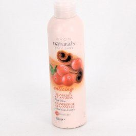 Tělové mléko Avon naturals body care
